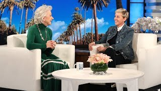 Video Dame Helen Mirren Finds Out She's Only 72 Years Old MP3, 3GP, MP4, WEBM, AVI, FLV Januari 2018
