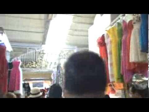 Carnaval Mazatlan 2013 musica de banda en el mercado Pino Suarez