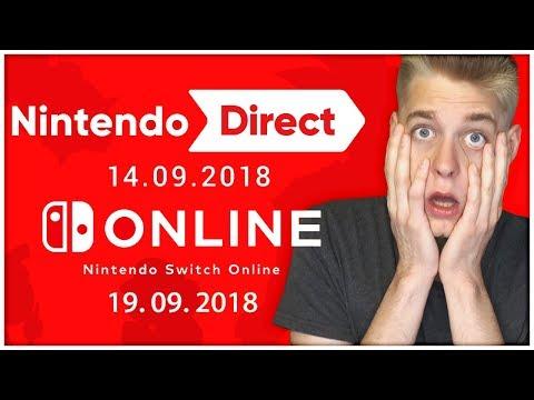 🔴 Nintendo Direct September 2018 LIVE REAKTION & ANALYSE Deutsch