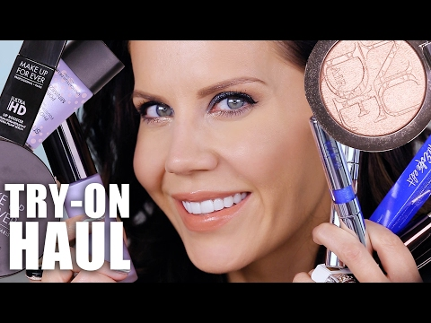 New MAKEUP at SEPHORA | Try-On Haul
