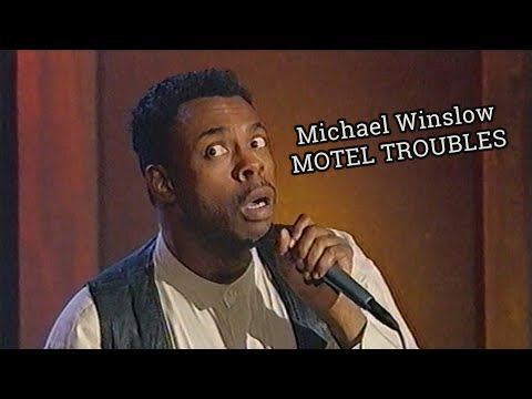 Michael Winslow @ United Slapstick 1997