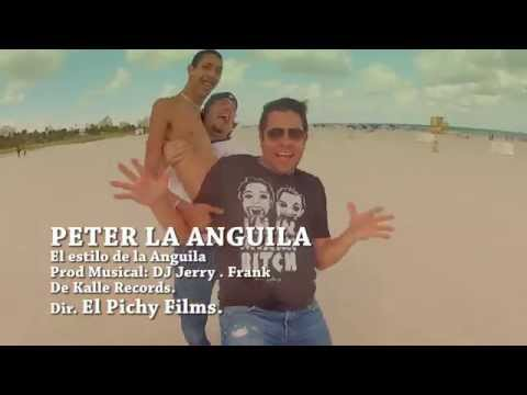 El Baile de la Anguila &#8211; Peter el Anguila