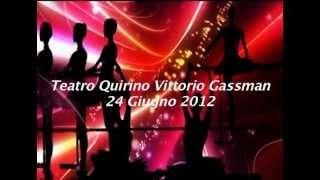 Kiki Urbani - Saggio Danza - Giugno 2012 - Backstage
