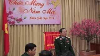 Tổng Tham mưu trưởng vào Lăng viếng Chủ tịch Hồ Chí Minh