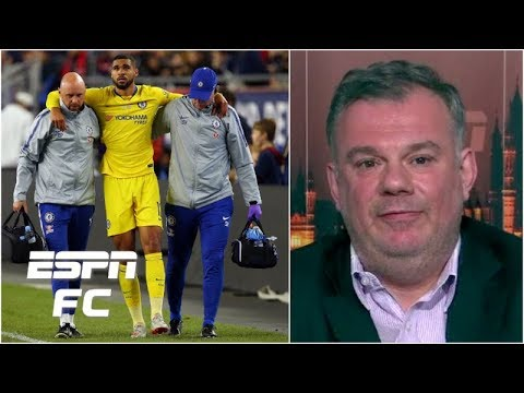 Ruben Loftus-Cheek Suffers Devastating Injury During Chelsea Charity Match | Premier League