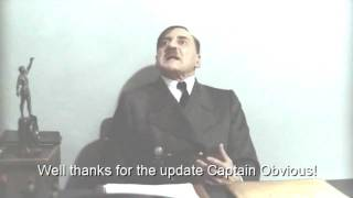 Hitler is informed Fegelein stole the roof