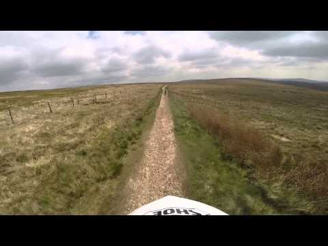 Peak District Green Laning Cat & Fiddle