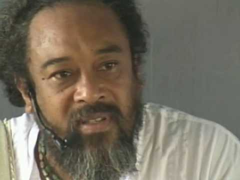 Mooji Video: You Must Become the Change You Wish to See in the World