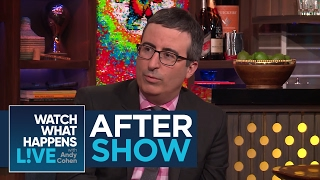Video After Show: John Oliver's Pick For Funniest Housewife | WWHL MP3, 3GP, MP4, WEBM, AVI, FLV Maret 2019
