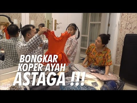 The Onsu Family - Bongkar Koper Ayah