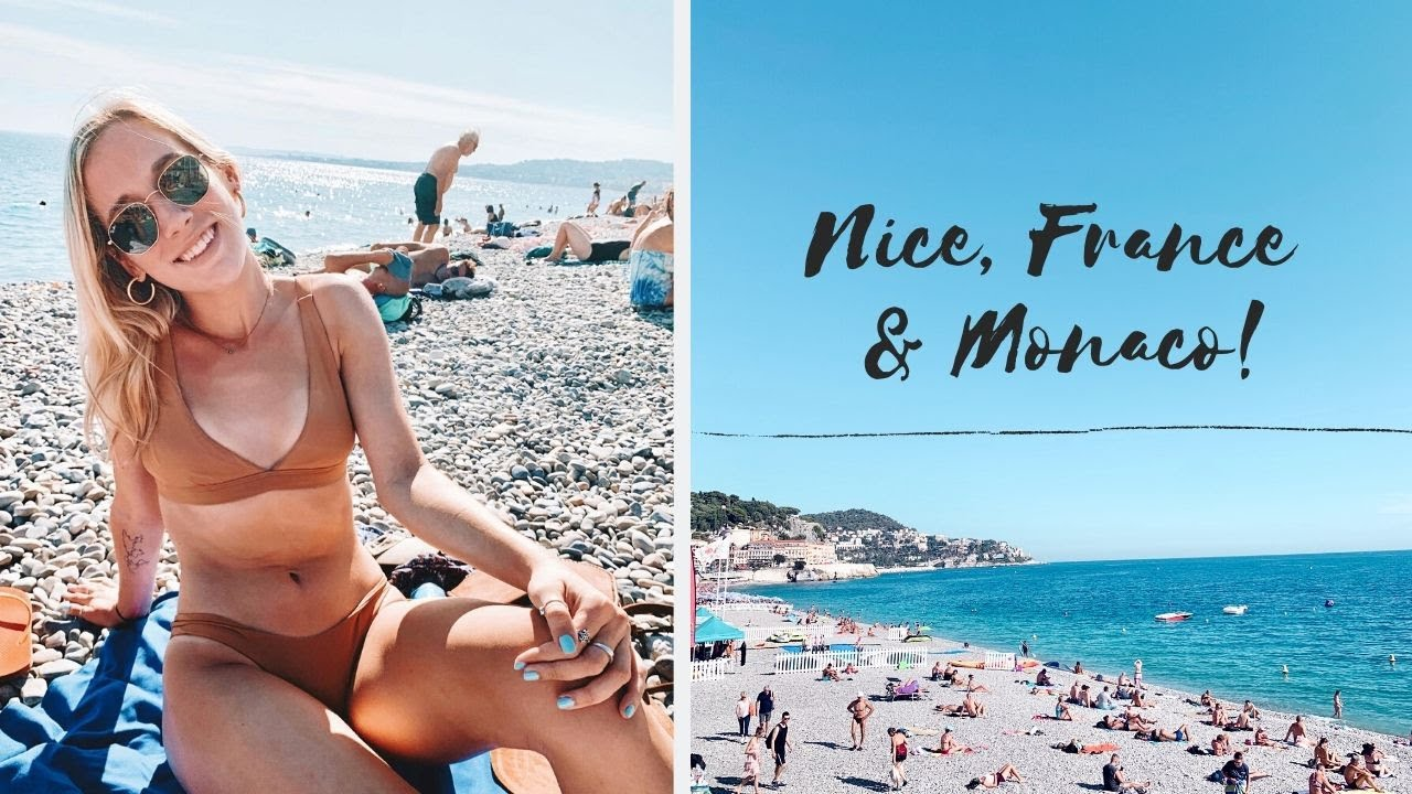 STUDY ABROAD VLOG: Nice & Monaco!