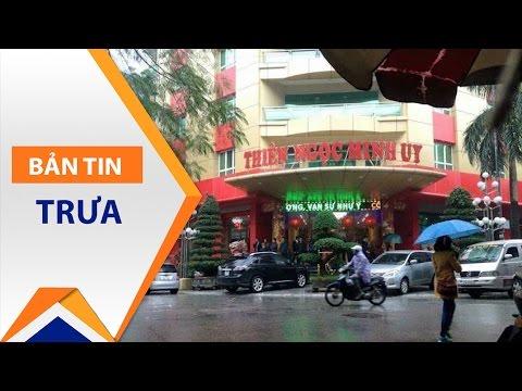 Thiên Ngọc Minh Uy chính thức dừng hoạt động | VTC1 - Thời lượng: 74 giây.