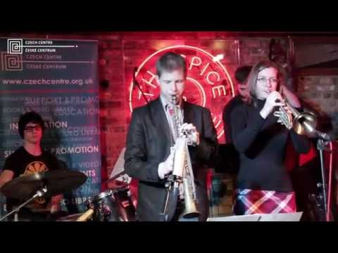 INNER SPACES | Czech Jazz Night | Festival minutes from Made in Prague 2014