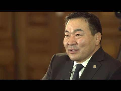 [Монгол Тулгатны 100 эрхэм] - УИХ-ын гишүүн, Батлан хамгаалахын сайд Б.Бат-Эрдэнэ