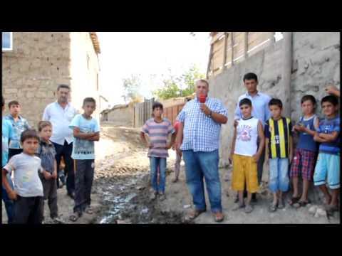 Yapraklı (Kostil) köyü halkı  perişan durumda