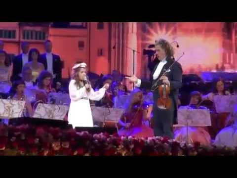 Amira Willighagen   IMPROVED QUALITY CLOSE UP 2nd Vrijthof Concert   Saturday 12 July 2014