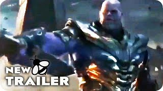 AVENGERS 4: ENDGAME ALL Spots & Trailer (2019) by New Trailers Buzz