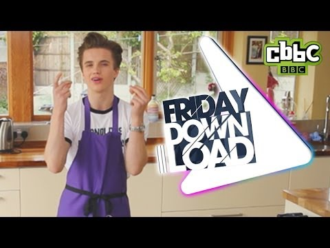 CBBC: Friday Download - Bake It Download - How to make gingerbread men