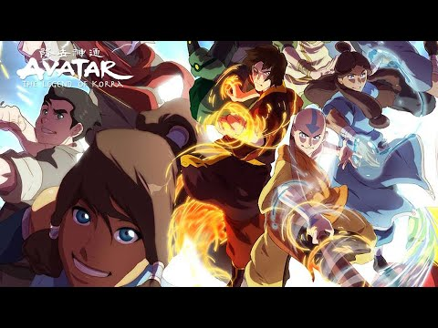 *LIVE* - Legend Of Korra Season 4 Finale Live Q&A. Taken from Twitch Stream. Kuvira and Bataar Jr, Korrasami, Last Airbender Comic and Favorite Bending Styles ▻ http://bit.ly/AwesomeSubscribe Legend...
