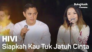 HIVI - Siapkah Kau Tuk Jatuh Cinta Lagi (with Lyrics) | BukaMusik