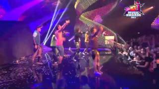 LMFAO - Party Rock Anthem + I'm Sexy And I Know It NRJ Music Awards 2012