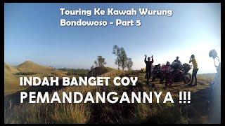 Bondowoso Indonesia  City pictures : Motovlog Indonesia 20 - Touring Ke Kawah Wurung Bondowoso with CBR CLUB INDONESIA Jember Part 5