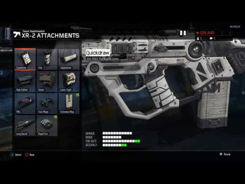 Call of Duty: Black Ops 3 Unlimited Attachments + Perks Giveaway!!