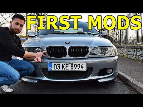 Bmw E46 Top 5 Best First Mods