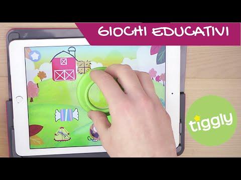 Giochi educativi per bambini piccoli: dai 18 mesi ai 4 anni