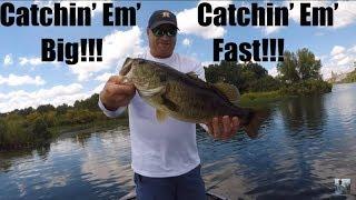 Video Fall Bass Fishing: Catching Big Bass Fast!!! MP3, 3GP, MP4, WEBM, AVI, FLV Oktober 2018