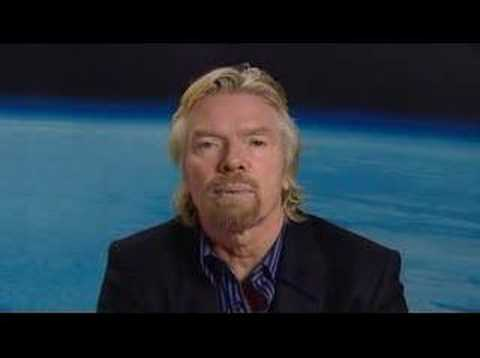promotional - Introduction by Richard Branson, interviews with Brian Binnie and Mike Melvill, with video footage from the SpaceShipOne test flights. For more information, ...