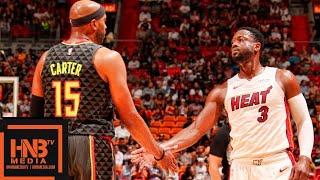 Atlanta Hawks vs Miami Heat Full Game Highlights   10.12.2018, NBA Preseason