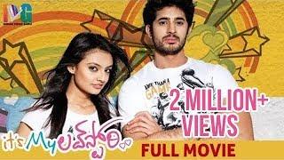 Nonton Its My love Story Telugu Full Movie   Arvind Krishna   Nikitha Narayan   Sarath Babu   Jayasudha Film Subtitle Indonesia Streaming Movie Download