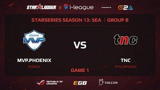 MVP Phoenix vs TnC, game 1