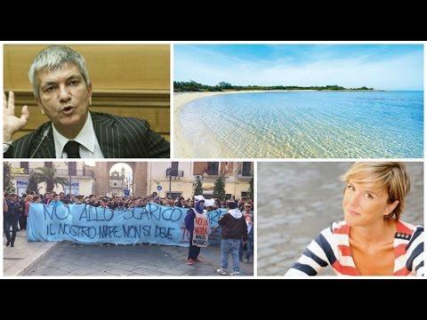 """scarico fognario nel mare salentino: vendola e il """"vaffa"""" alla toffa!"""