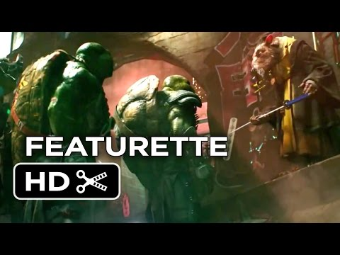 Teenage Mutant Ninja Turtles (Featurette 'Turtle Power')