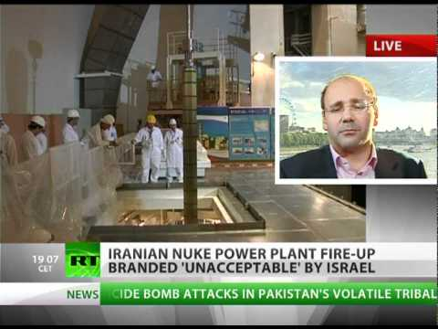 Iran reactor - Iran's nuclear power plant start-up has received a mixed worldwide reaction after being loaded with fuel in the city of Bushehr on Saturday. While Israel con...