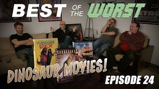 Video Best of the Worst: Theodore Rex, Carnosaur, Tammy and the T-Rex MP3, 3GP, MP4, WEBM, AVI, FLV Mei 2018