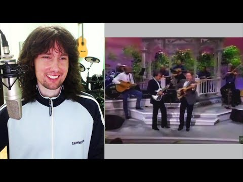 British guitarist reacts to Glen Campbell AND Roy Clark AT ONCE!!!