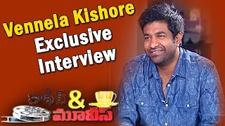 Video Exclusive Interview With Vennela Kishore || Coffees And Movies || NTV MP3, 3GP, MP4, WEBM, AVI, FLV April 2019