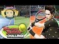 Virtua Tennis Challenge Conhecendo O Jogo