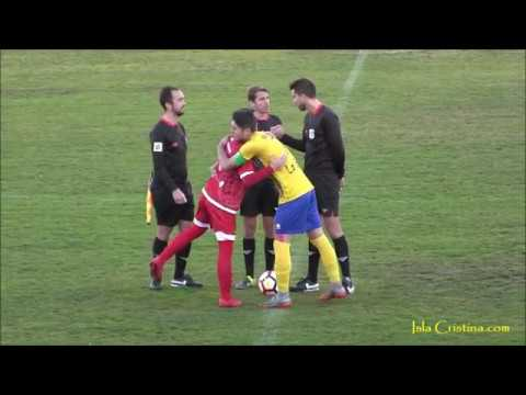 Resumen y goles del Isla Cristina FC – CD San Roque (Cádiz)