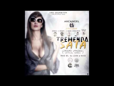 Video Arcangel Ft. Jowell & Randy, Guelo Star, J King & Maximan  - Tremenda Sata (Remix 4) (Preview) download in MP3, 3GP, MP4, WEBM, AVI, FLV January 2017