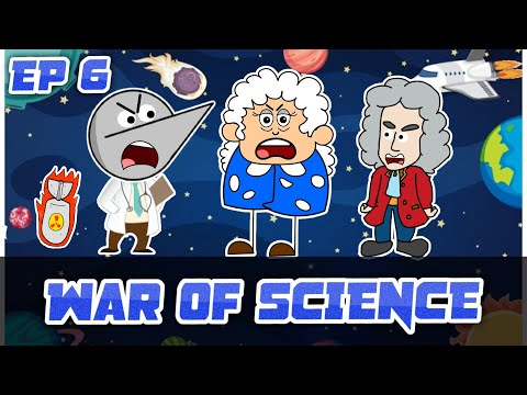 THE TWIST | S01E06 - WAR OF SCIENCE | Angry Prash