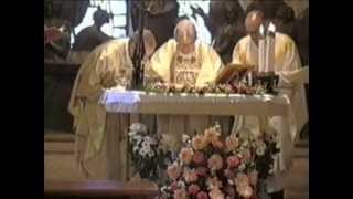 Última Missa de Mons. Álvaro del Portillo
