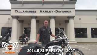 2. New Harley Davidson Model - 2014.5.5 Sportster Superlow 1200T for sale