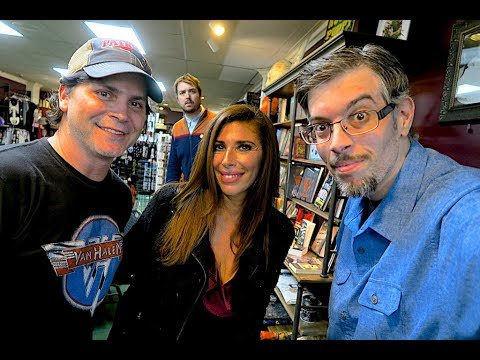 Victor Crowley Blu-Ray Event With Adam Green,Felissa Rose & Tiffany Shepis