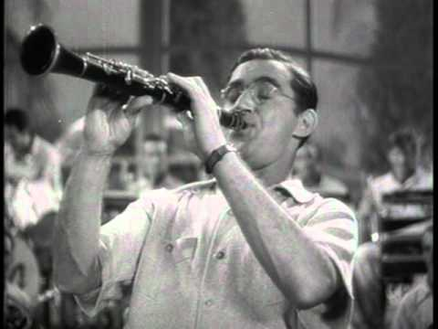 Video Benny Goodman Orchestra - Sing, Sing, Sing (Hollywood Hotel) 1937 download in MP3, 3GP, MP4, WEBM, AVI, FLV January 2017