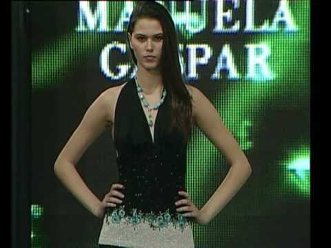 Bucharest Fashion Week toamna iarna 2007 2008 Manuela Gaspar - Rin Grand Hotel Buc… видео