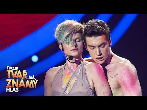 "Iva Pazderkov� jako Pink ""Try"""